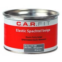 Elastic - Двухкомпонентная полиэфирная доводочная шпатлевка