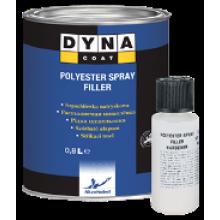 Spray Filler - Жидкая шпатлевка