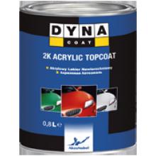 2K Acrylic Topcoat RM - Покрывная эмаль готовых цветов для сохранения цвета и глянца в любых условиях