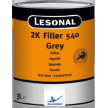 2K Filler 540 - Универсальный двухкомпонентный грунт