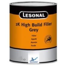 2K High Build Filler - Грунт-выравниватель с отличными наполняющими свойствами