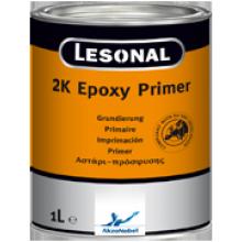 2K Epoxy Primer - Двухкомпонентный эпоксидный грунт для реставрационных или новых работ