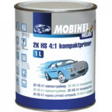 MOBIHEL 2К HS компактпраймер 4:1 low VOC (серый)