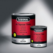 2K Topcoat - Cистема двухкомпонентных покрывных эмалей