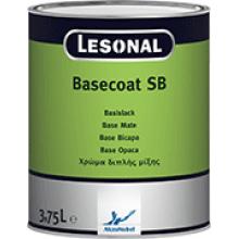 Basecoat SB - Колеруемая система базовых красок