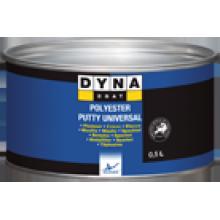 Polyester Putty Universal - Универсальная двухкомпонентная полиэфирная шпатлевка      Производитель: DYNACOAT