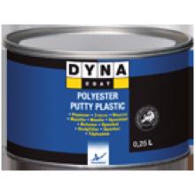 Polyester Putty Plastic - Двухкомпонентная полиэфирная шпатлевка для заполнения вмятин