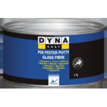 Polyester Putty Glass Fiber - Двухкомпонентная полиэфирная шпатлевка, усиленная стекловолокном