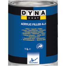 Acrylic Filler 4 + 1 - Быстро отвердевающий толстослойный акриловый грунт-наполнитель