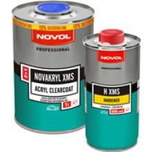 NOVAKRYL XMS - Бесцветный акриловый лак