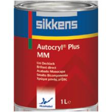 Autocryl PLUS MM - Двухкомпонентная акриловая покрывная эмаль