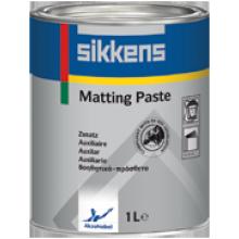 Matting Paste - Матирующая добавка для уменьшения уровня глянца