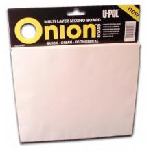 ONION BOARD™: Многослойная палитра для смешивания материалов