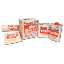 PLASTIKIT™: Ремонтный набор - смола и стекловолокно