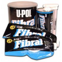 FIBRAL®: Шлифуемая стекловолоконная шпатлевка
