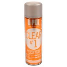 CLEAR#1™: Лак UV устойчивый с высоким глянцем