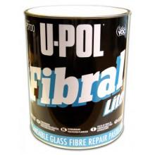 FIBRAL LITE®: Облегченная шлифуемая стекловолоконная шпатлевка