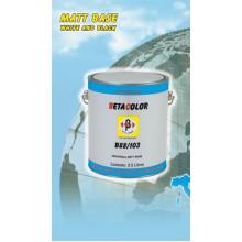 MATT BASE B88/104 - Черная матовая базoвая эмаль для 2К металликов